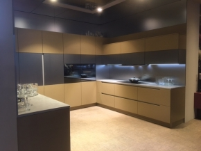 Niemann showroom kitchen