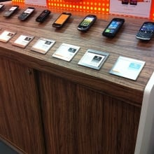 Wind Mobile Kiosks