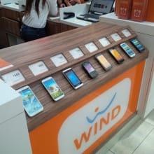 Wind Mobile Kiosk